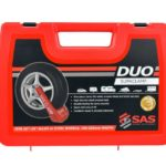 Compact Wheel Clamp Plastic Case Supaclamp Duo 1110101