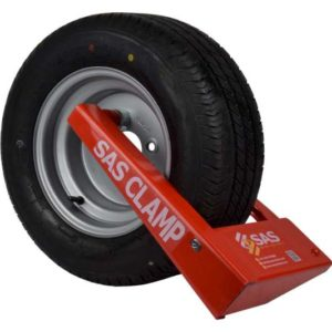 Flotation Tyre Wheel Clamp Insurance Approved HD4 Wheel Clamp 1241701