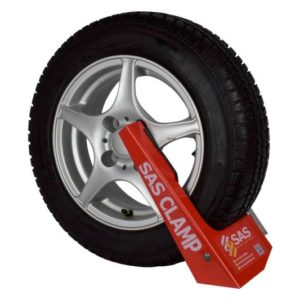 Wheel Clamp Supaclamp Duo 1110101