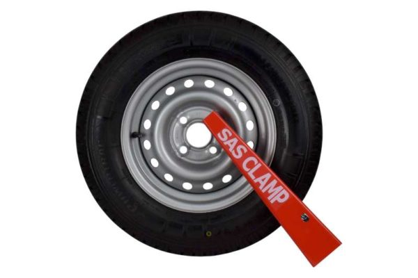 Wheel Clamp for Trailer Steel Wheels HD1 Wheel Clamp 1211101