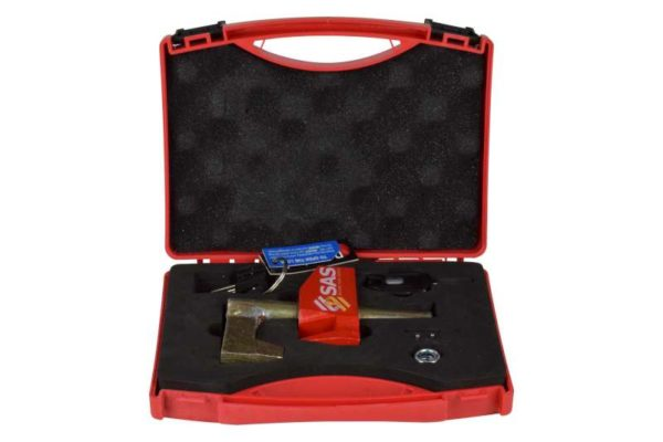 Hitch Lock Compact Carry Case for Caravan Hitched to Car Compact Eagle Hitch Lock 2541195