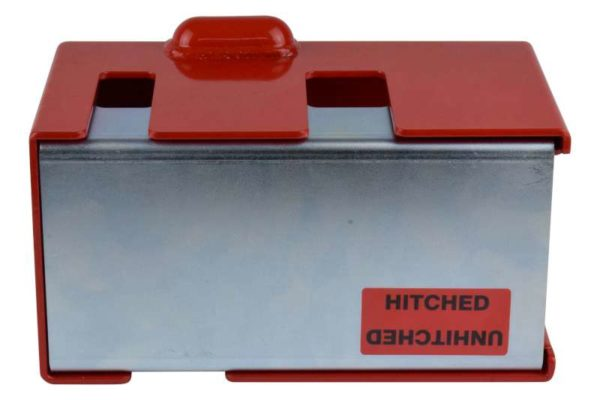 Hitch Lock Fits When Hitched to my Van Fortress IB Hitchlock 2150761