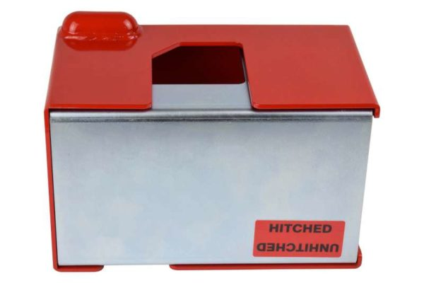 Hitch Lock Trailer Hitched Unhitched Fortress B Hitch Lock 2130761
