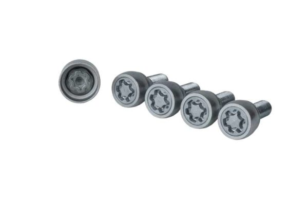 Locking Wheel Bolt Premium Caravan Thatcham Approved pack of 4 1834189