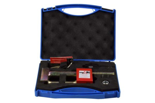P6e Hitch Lock Sold Secure Plastic Case Compact Condor Hitch Lock 2511195