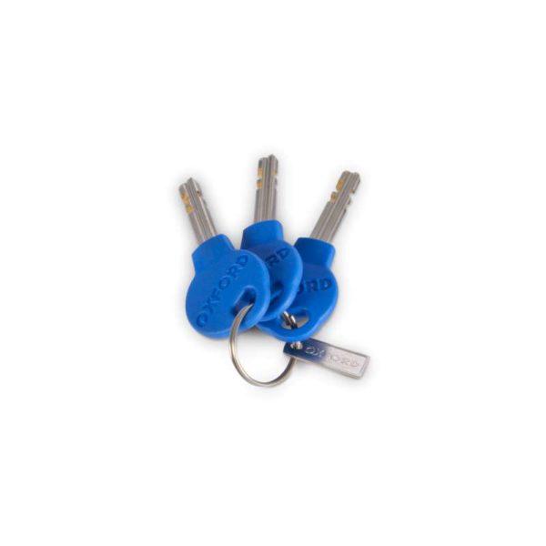 Shackle D Lock Keys 8421221 LK357