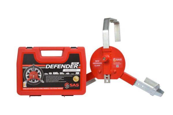 Wheel Clamp Alloy Wheels Steel Sold Secure New Defender Wheel Clamp 1410173