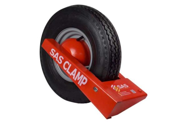 Wheel Clamp Ifor Williams Trailer Insurance Approved 1310101