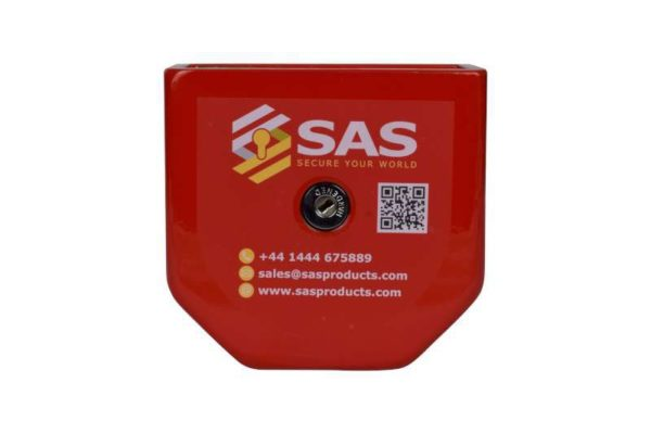SAS Heavy Duty Eye Lock Eye Hitch Security