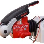 Caravan Hitch Lock on Alko hitch 2210731