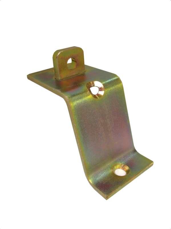 Tarmac adaptateur remplacement plaque de base pour garage defender serrure de porte noir master