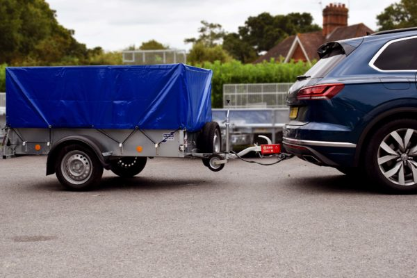 Hitch Lock Locking trailer to vehicle