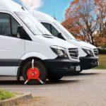 Wheel Clamp Locking Sprinter Van SAS New Defender Large NDEFL 1450773