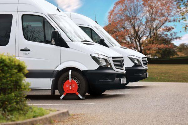 Wheel Clamp Locking Sprinter Bus SAS NDEFL 1450773