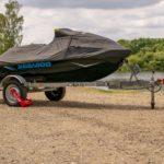 Wheel Clamp locking Jet-ski trailer SAS HD1 1211101