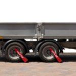 Wheel Clamp locking builders trailer SAS HD1 1211101