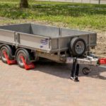 Fully Secure Ifor Williams Trailer 1241701-2120761-6311075-6301100-8631000-8112000