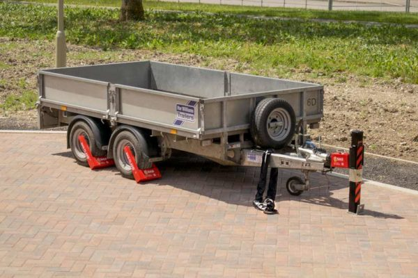 Fully Secure Ifor Williams Trailer