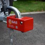 Knott Pressed Hitch Lock Box Security 2320751