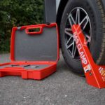 SAS Silver Clamp Sold Secure on Alloy 1120121
