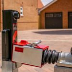 Security Post and Hitch Lock by Garage 2120761-6311075-6301100
