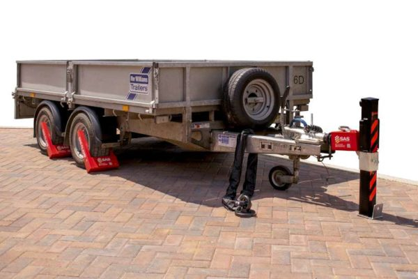 Trailer Security best ways to secure