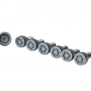 Triple Axle Wheel Locking Bolts